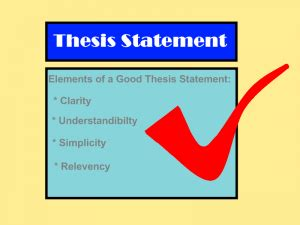 Organization and sections of a research paper in literature